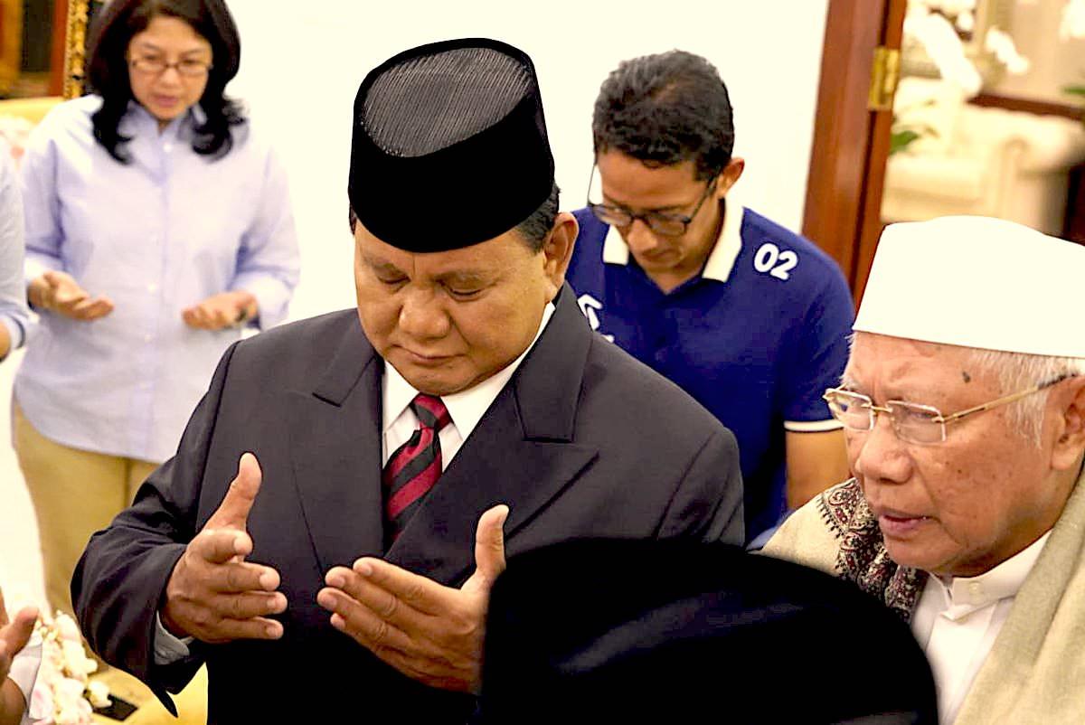 Ideologi dan Perjuangan Prabowo Indonesia First di Debat Capres ke-4
