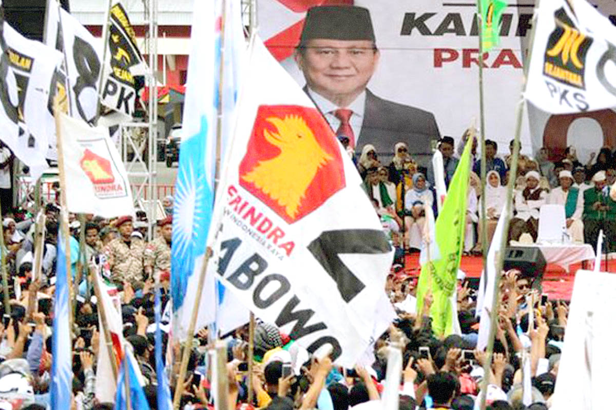Parpol Pendukung Prabowo-Sandi Akan Memenangi Pileg di DKI: Gerindra Juara Satu - Penelitian LPPM UIC