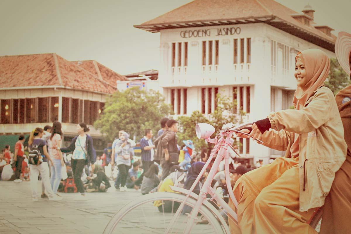 Indeks Kerukunan dan Toleransi Antar Umat Beragama di DKI Jakarta Tinggi