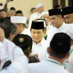 Prabowo-Sandi Bersama Ulama dan Rakyat Meneruskan Perjuangan