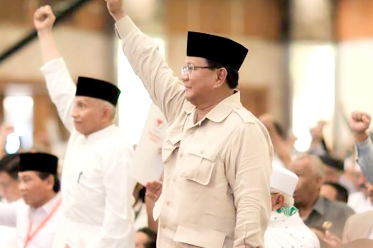 Prabowo-Sandi Tolak Hasil Perhitungan Suara Curang, Pada Tanggal 9 Ramadhan