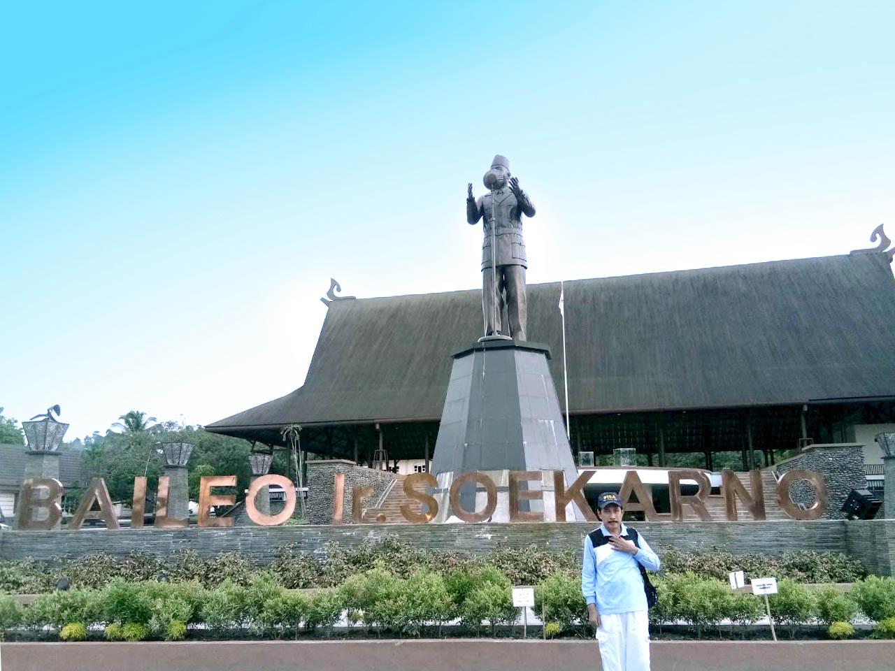 Bung Karno Beri Nama Masohi Kota Gotong Royong, Kini Bersih dan Indah