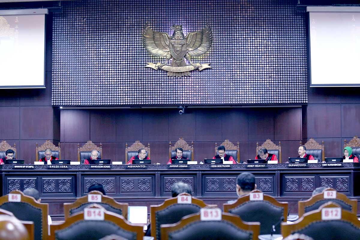 Di Mahkamah Konstitusi Semoga Bisa Di Bongkar Dugaan Kecurangan Pemilu 2019
