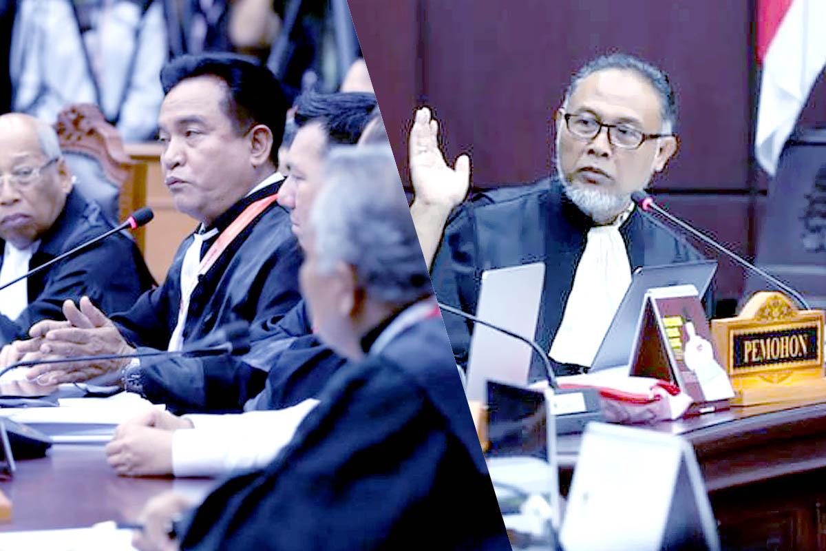 Putusan MK Sengketa Pilpres 2019: Semoga Hadirkan Rasa Keadilan Rakyat