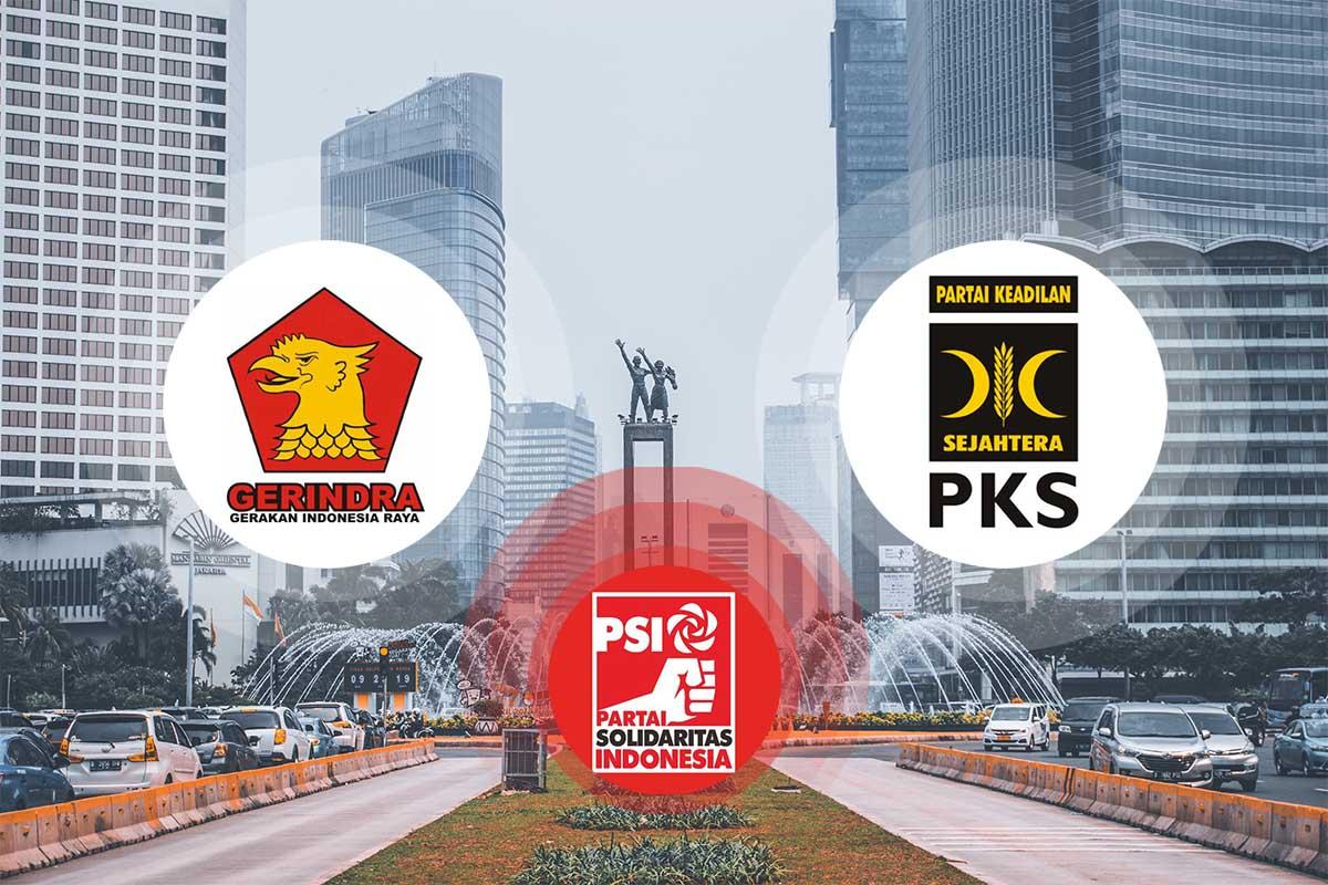 Calon Wakil Gubernur DKI Jakarta dari PKS di Ujung Tanduk