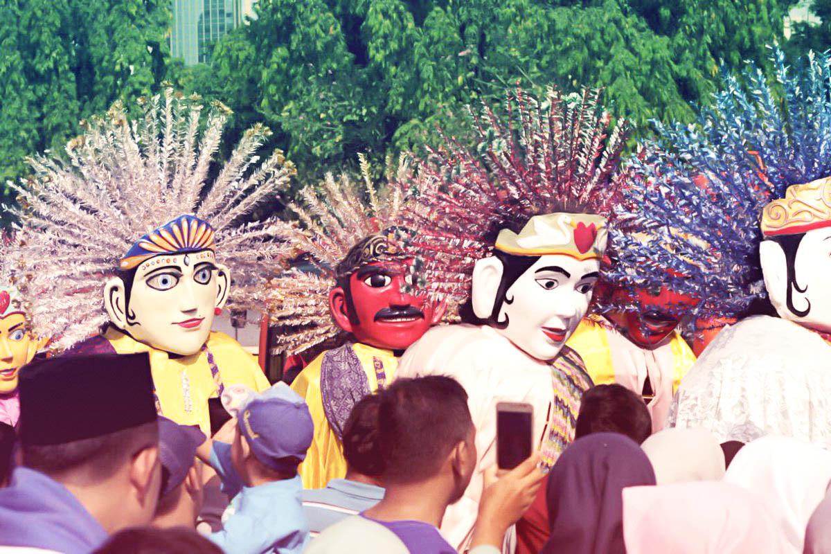Lebaran Betawi 2019 Sarana Silaturrahim dan Kebersamaan serta Wisata Budaya