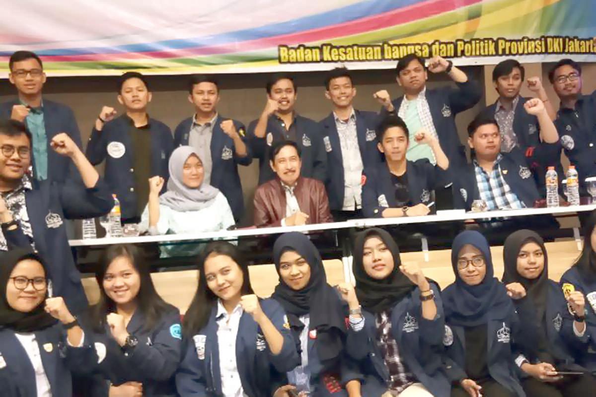 Mahasiswa dan Partisipasi Politik Untuk Menumbuhkan Jiwa Demokrasi di Indonesia