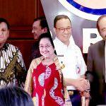 Megawati Jamu Prabowo, Surya Paloh Jamu Anies untuk Bangsa dan Negara