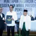 Prabowo-Sandi Tidak Hadir: KPU Tetapkan Presiden Terpilih Pilpres 2019