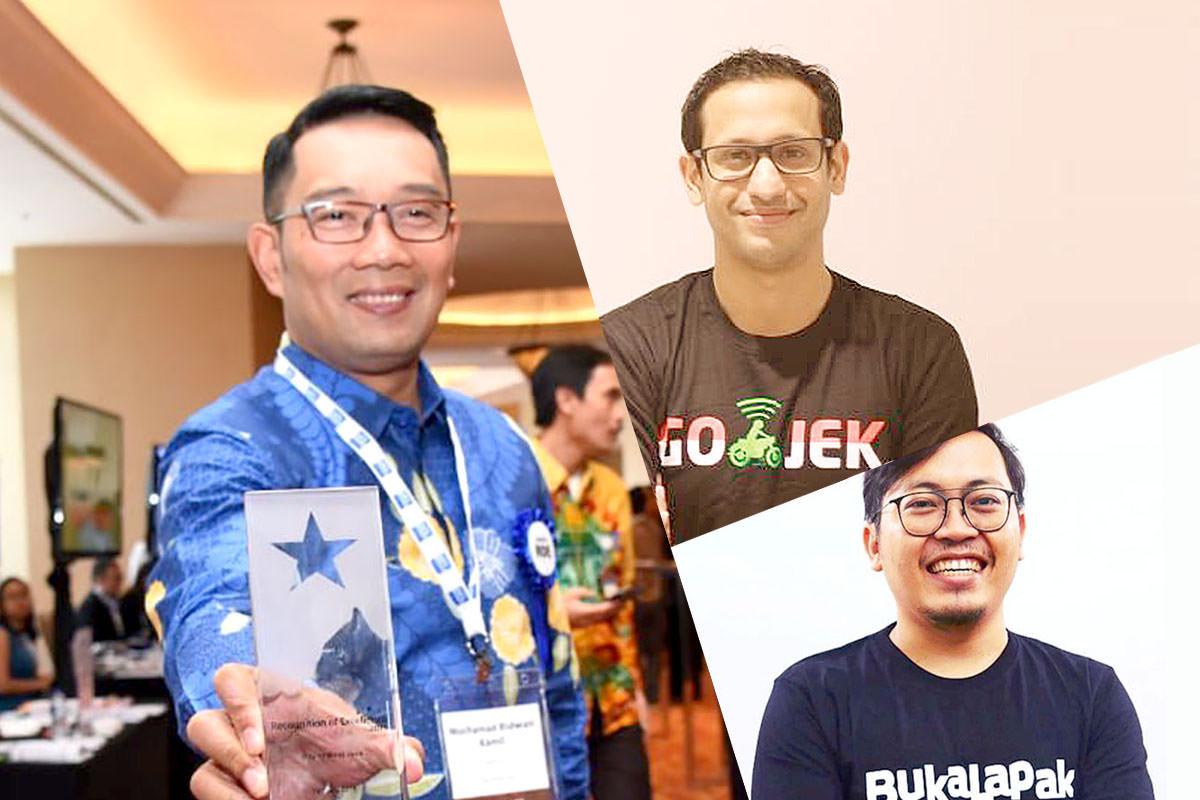 Ridwan Kamil Capres 2024 dan Technopreneur Indonesia