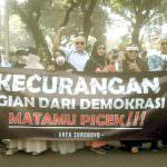 Sidang Gugatan Prabowo-Sandi Di MK Versus Sidang Kasus Jessica Dan Mirna Di PN Suatu Pembelajaran