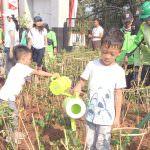 Jakarta Hijau - Jakarta Lestari dan Indah Beri Dampak Positif Warga DKI