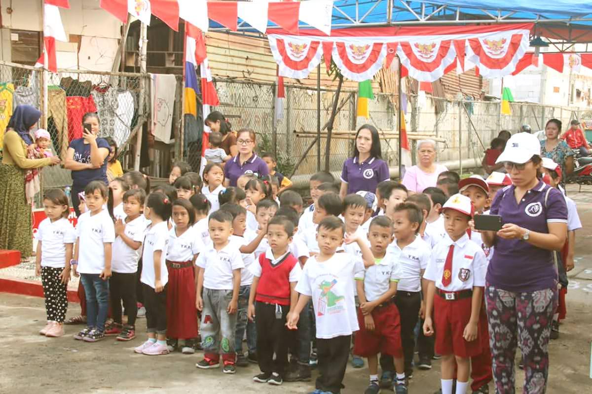 74 Tahun Merdeka: Jadikan Rakyat Indonesia Merdeka di Bidang Ekonomi, Dimulai Dari Pendidikan Anak Bangsa