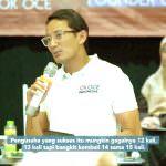 Sandi Menapaki Indonesia Dengan Membangun Kewirausahaan OK OCE