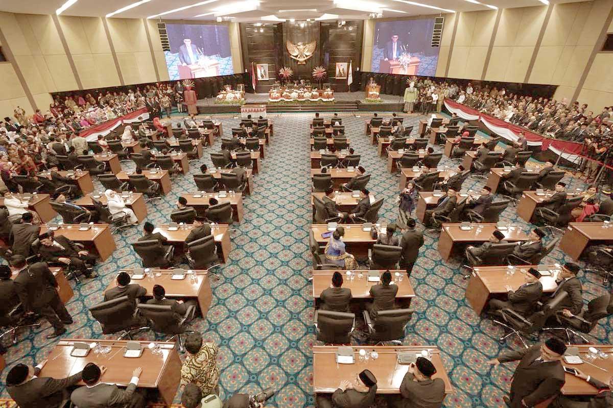 Selamat Bekerja Anggota DPRD DKI Jakarta Semoga Sukses Mengemban Amanat Rakyat