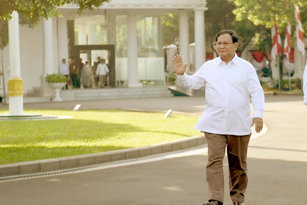 Mengapa Prabowo Bergabung ke Pemerintahan Jokowi-Ma'ruf?
