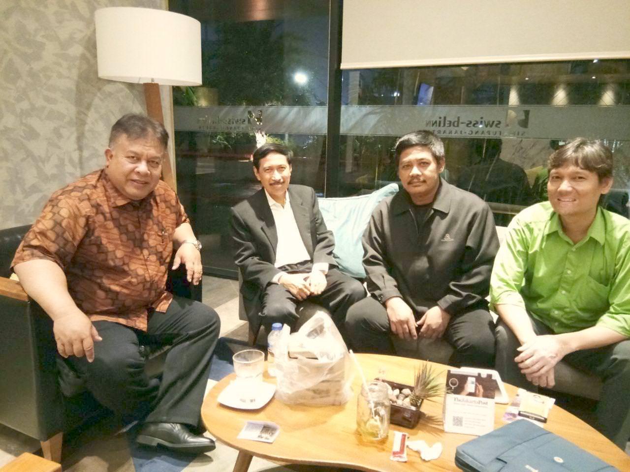 Prof Yahaya Ibrahim Memuji Para Menteri Indonesia