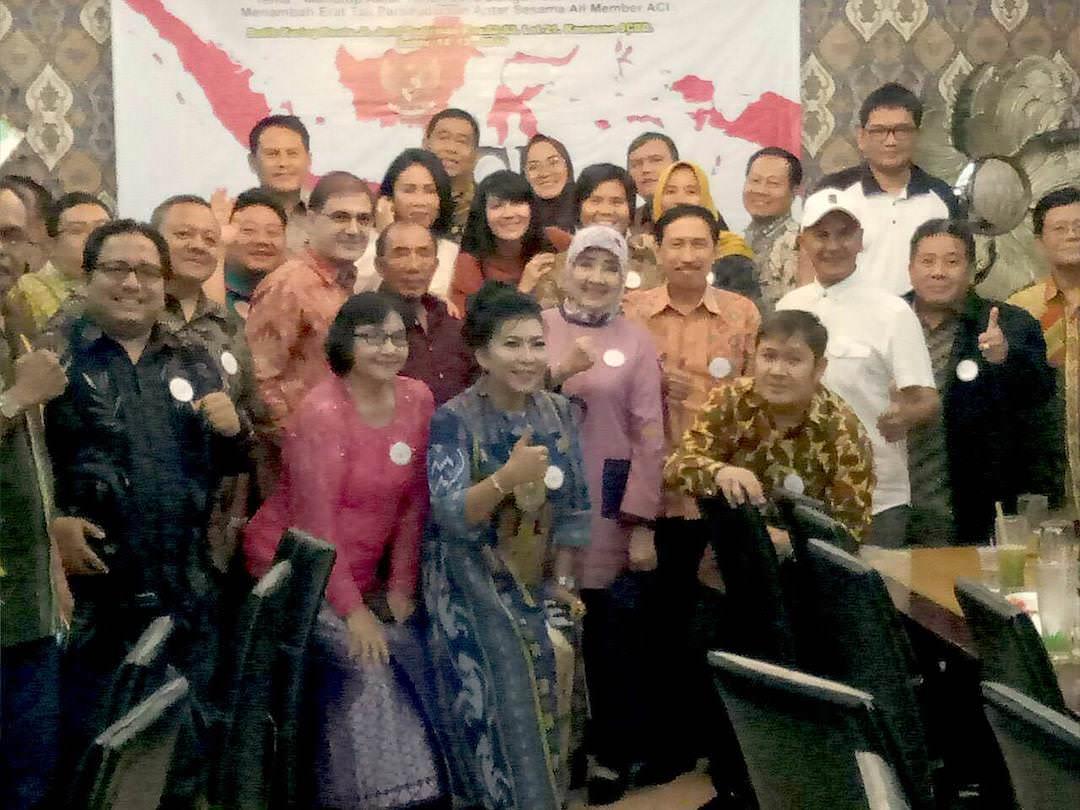 Dari Silaturrahim ACI: Kita Berdoa Indonesia Tidak Alami Krisis