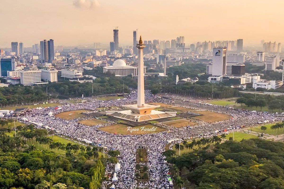 Reuni 212 Membangun Kebersamaan, Persaudaraan dan Persatuan Umat Islam
