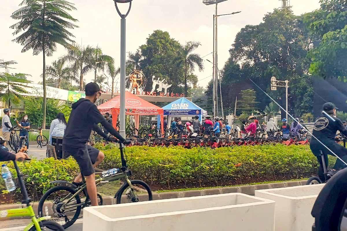 Tanda-tanda perekonomian indonesia mulai pulih diawali di Ibukota DKI Jakarta
